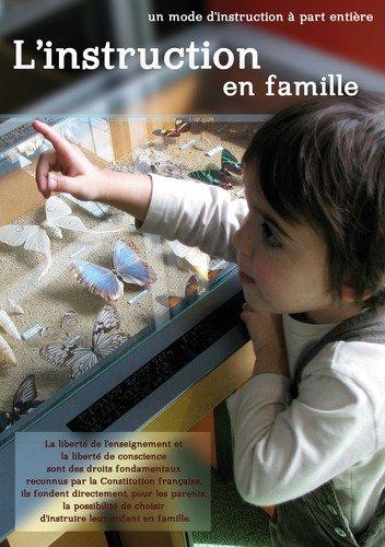 Brochure sur l'instruction en famille